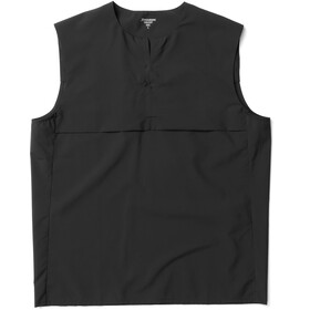 Houdini Trail Vest Herrer, true black